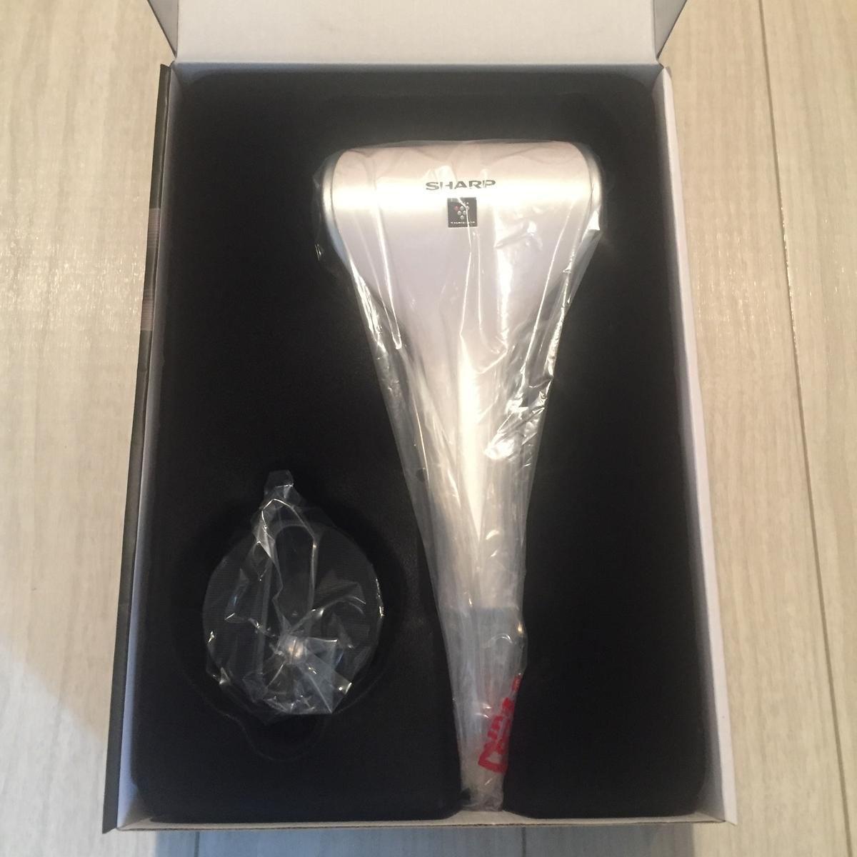 プラズマクラスター ドレープ フロー ドライヤー IB-WX1 SHARP シャープ 美容 女性 高級 ツヤ 艶