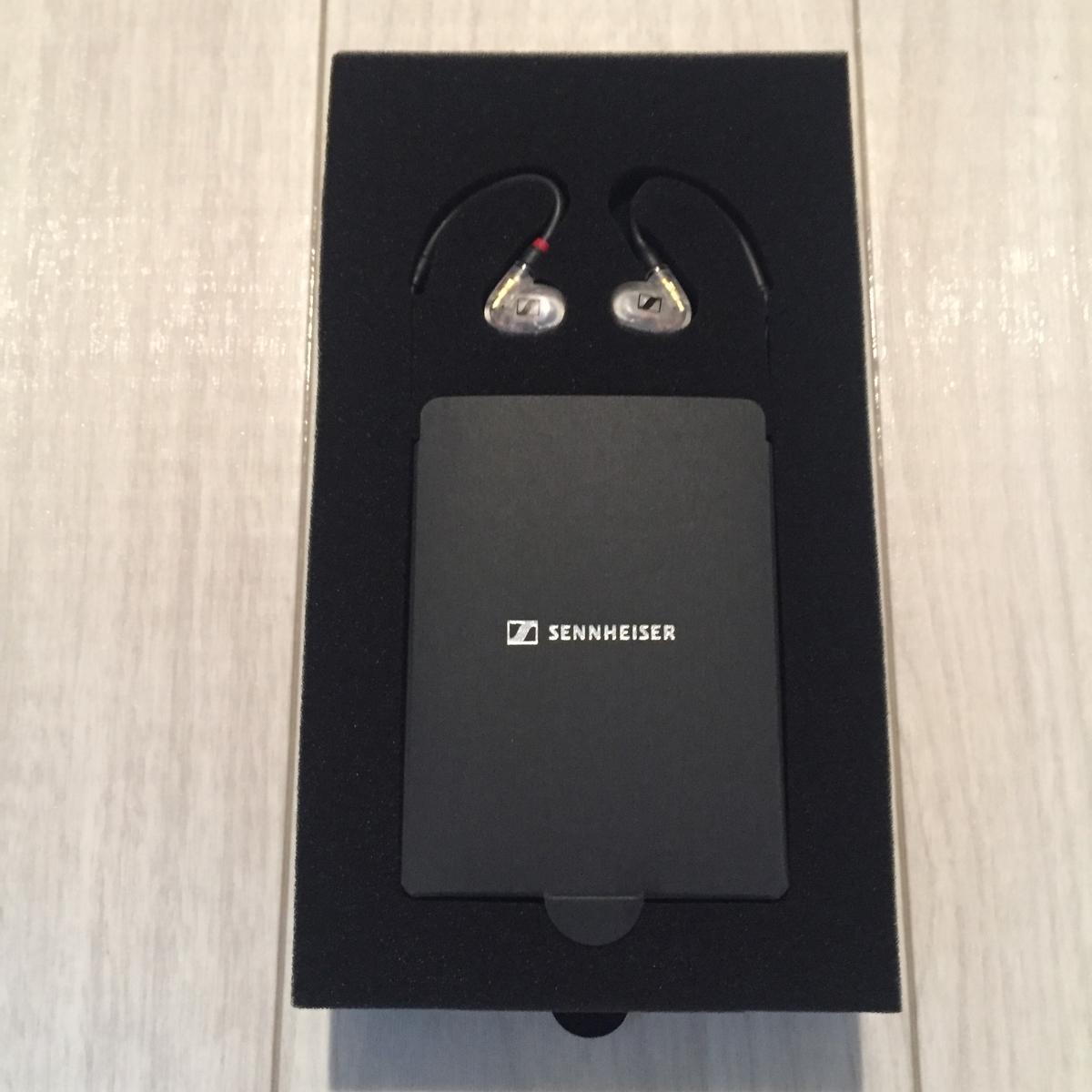 SENNHEISER ( ゼンハイザー ) / IE 40 PRO クリア イヤホン モニタリング DTM 音質 高音質 ヘッドホン Bluetooth 有線 音楽