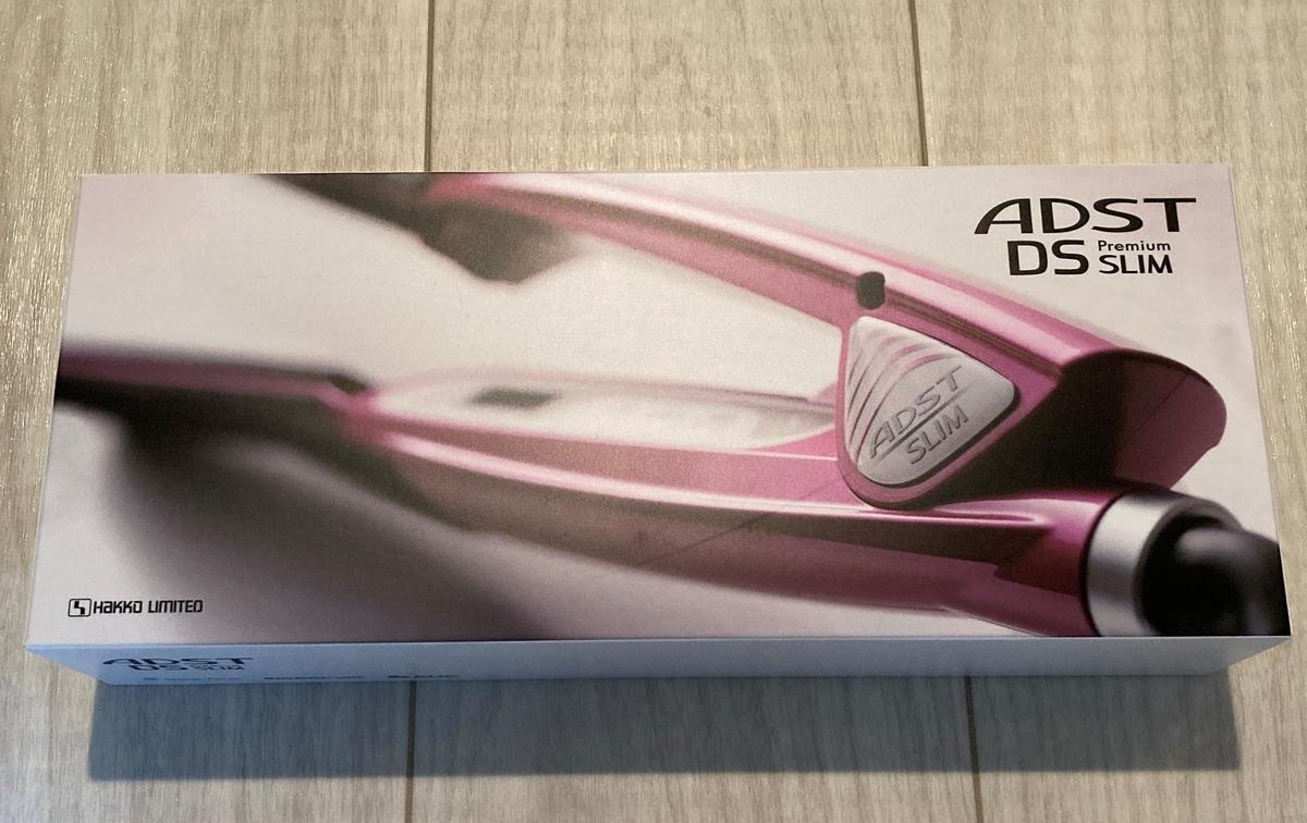 ADST DS SLIM  ハッコー 株式会社ハッコー 発光工業株式会社 ヘアアイロン ヘアオイル ストレートアイロン スリム 11mm 15mm MOCREO サロニア Amazon アマゾン カール 19mm 25mm 美容師 散髪 美容