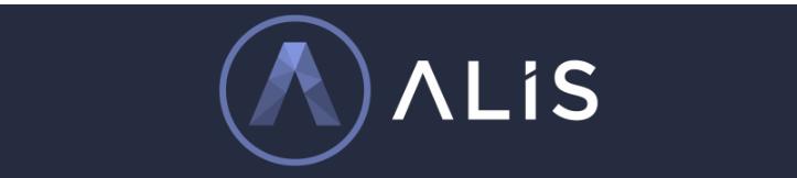 ALISのロゴマーク