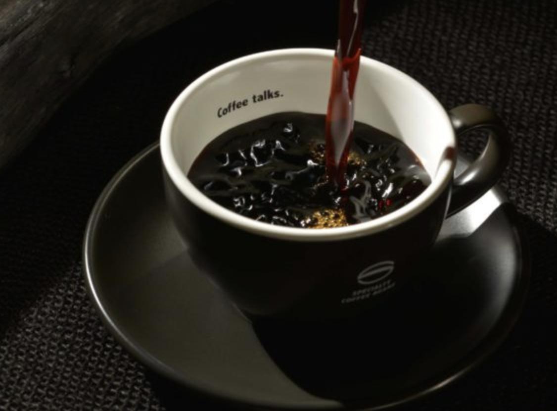 炭火コーヒー