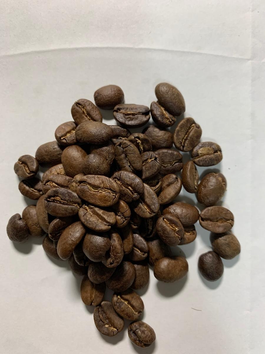 キリマンジャロAA豆