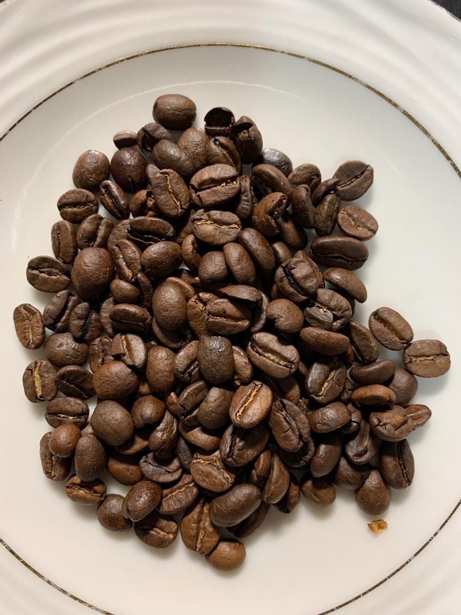 キリマンジャロブレンド豆