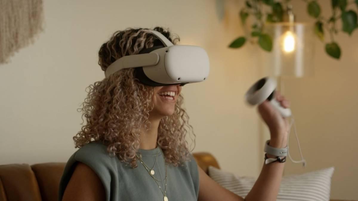VRで英語学習