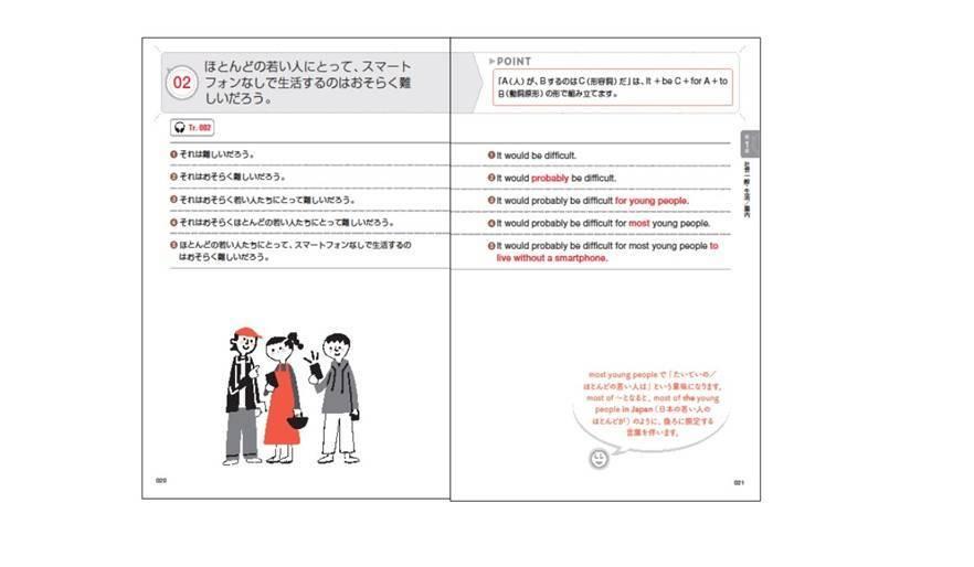 足すだけ英会話トレーニング2