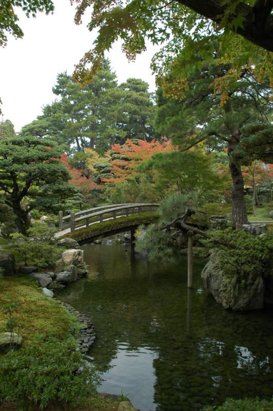 京都御所庭園