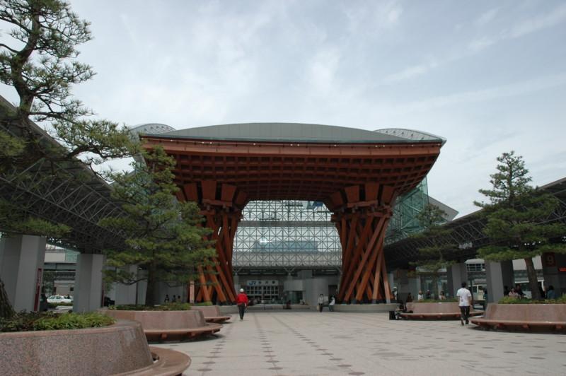 金沢駅 駅舎