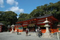 熊野速玉大社 御朱印の字は下手糞だけど、社殿は綺麗だ。