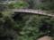 日本三大奇橋 猿橋 木造です