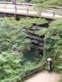 日本三大奇橋 猿橋