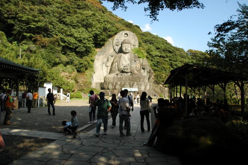 日本寺 大仏