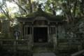 沖縄のお墓のよう。