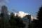 突然現れたモコモコ雲
