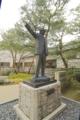 [足立美術館]6年連続日本一の日本庭園を案内してくれる足立さん