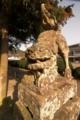 [熊野大社][一之宮]狛犬がデカイ
