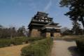[城]黒い松江城