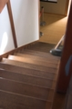 [旧朝倉家住宅]急な階段