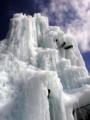 そそり立つ氷