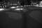 [佃][夜景][モノクロ]