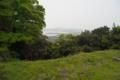 琵琶湖かと思いきや西の湖という湖らしい