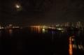 [レインボーブリッジ]東京湾出口方面