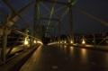 [夜景][天王洲アイル]ふれあい橋