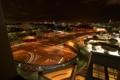 開国博開催中の夜景。