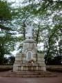 [池上本門寺]聖人像。わかりやすい。