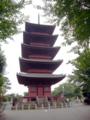 [池上本門寺]高さはかなり。