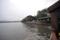 西湖内の渡し船