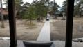 本成寺 本殿からの眺め