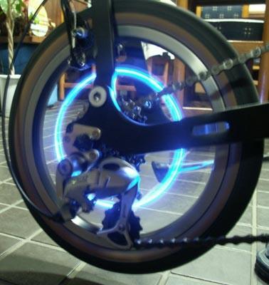 Crops MX1 BLUE-LED