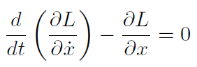 運動 方程式 の ラグランジュ