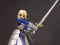 [フィギュア][MAXFACTORY][figma][TYPE-MOON][Fate/stay night]題名『figma セイバー 甲冑Ver. カットNo.022』