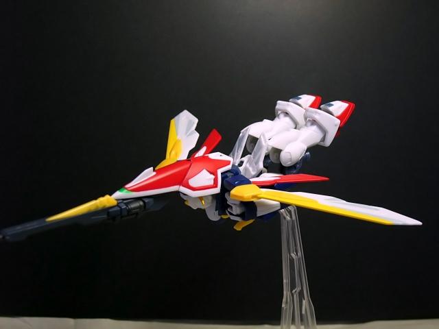 題名『HCM-Pro 55-00 ウイングガンダム カットNo.008』