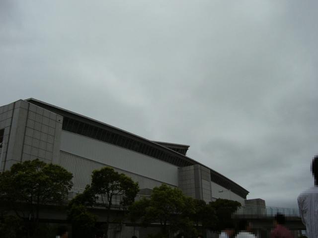 題名『C74・3日目 Scene.01 うって変わって曇天の3日目』