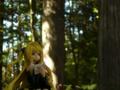 [フィギュア][アルファオメガ][ToLOVEる][森林]題名『金色の闇 カットNo.004』