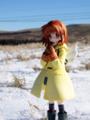 [フィギュア][MAXFACTORY][Kanon][雪][*Season04:冬]題名『マックスファクトリー 月宮あゆ カットNo.020』