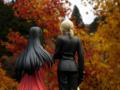 [フィギュア][MAXFACTORY][メガハウス][TYPE-MOON][月姫][MELTY BLOOD][Fate/Zero][紅葉]題名『令嬢と騎士 カットNo.003』