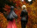 [フィギュア][MAXFACTORY][メガハウス][TYPE-MOON][月姫][MELTY BLOOD][Fate/Zero][紅葉]題名『令嬢と騎士 カットNo.002』