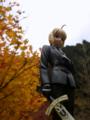 [フィギュア][MAXFACTORY][TYPE-MOON][Fate/Zero][紅葉]題名『セイバー/Zero カットNo.007』