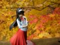[フィギュア][メガハウス][TYPE-MOON][月姫][MELTY BLOOD][紅葉]題名『メガハウス MELTY BLOOD 遠野秋葉 カットNo.009』
