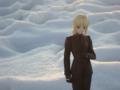 [フィギュア][MAXFACTORY][Fate/stay night][Fate/Zero][雪][夕焼け][*Season04:冬]題名『セイバー/Zero カットNo.006』