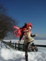 [フィギュア][GoodSmileCompany][神曲奏界ポリフォニカ][雪][空][*Season04:冬]題名『コーティカルテ・アパ・ラグランジェス カットNo.010』