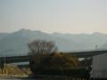 [風景・景観]2009年02月10日 パーキングエリアにて。今日はよく晴れそうです