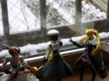 [フィギュア][MAXFACTORY][figma][リリカルなのは]はやて「また雪か…私の出番はまた先やね…」