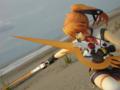 [フィギュア][ALTER][リリカルなのは][海][夜明け・朝焼け]魔法少女リリカルなのはStrikerS ティアナ・ランスター カットNo.017