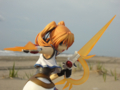 [フィギュア][ALTER][リリカルなのは][海][夜明け・朝焼け]魔法少女リリカルなのはStrikerS ティアナ・ランスター カットNo.015