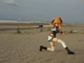[フィギュア][ALTER][リリカルなのは][海][夜明け・朝焼け]魔法少女リリカルなのはStrikerS ティアナ・ランスター カットNo.014