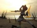 [フィギュア][ALTER][リリカルなのは][海][夜明け・朝焼け]魔法少女リリカルなのはStrikerS ティアナ・ランスター カットNo.012